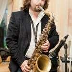 Саксофонист Антон